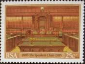 [The 100th Anniversary of the Cape Parliament Building, Typ VH]