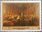 [The 100th Anniversary of the Cape Parliament Building, Typ VI]