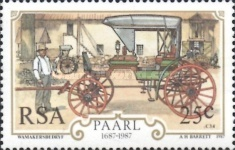 [The 300th Anniversary of the City of Paarl, Typ WW]
