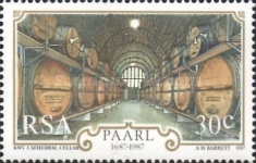 [The 300th Anniversary of the City of Paarl, Typ WX]
