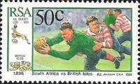 [The 100th Anniversary of the South African Rugby Board, Typ ZG]