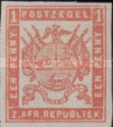 [Coat of Arms - Mecklenburg Printings, Fine Impressions, type A1]