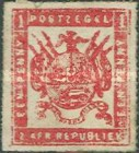 [Coat of Arms - Local Printings, Poor Impressions, type A14]