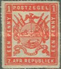[Coat of Arms - Mecklenburg Printings, Fine Impressions, type A5]