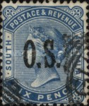 [Issues of 1893/1895 & 1894/1906 Overprinted