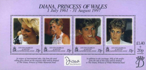 [The Death of Princess Diana, 1961-1997, Typ ]