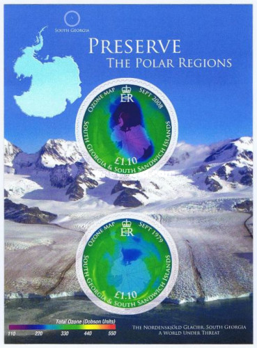 [Preservation of the Polar Regions - Self Adhesive Stamps, type ]