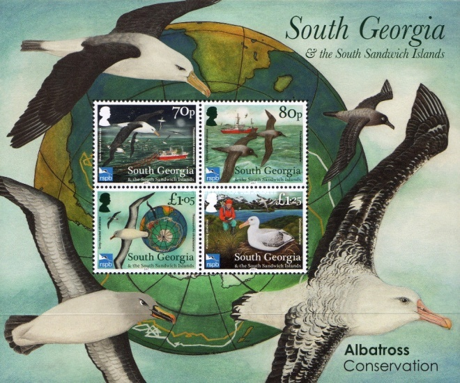 [Birds - Albatross Conservation, Typ ]