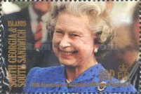 [The 40th Anniversary of the Accession of Queen Elizabeth II, Typ BI]
