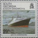 [The 10th Anniversary of the Liberation of South Georgia and the South Sandwich Island, Typ BO]