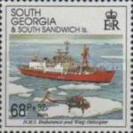 [The 10th Anniversary of the Liberation of South Georgia and the South Sandwich Island, Typ BQ]
