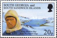 [The 80th Anniversary of the Crossing of South Georgia by Ernest Shackleton to Rescue the Wrecked Ship