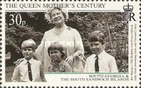 [The 99th Anniversary of the Birth of Queen Elizabeth the Queen Mother, 1900-2002, Typ EM]