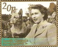 [The 50th Anniversary of the Accession of Queen Elizabeth II, Typ GG]