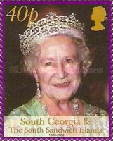 [The Death of Queen Elizabeth the Queen Mother, 1900-2002, type GX]