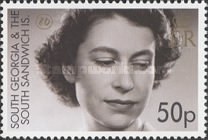 [The 80th Anniversary of the Birth of Queen Elizabeth II, type IO]