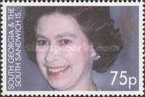 [The 80th Anniversary of the Birth of Queen Elizabeth II, type IQ]