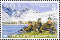 [The 25th Anniversary of the End of the Falkland Islands War, Typ JI]