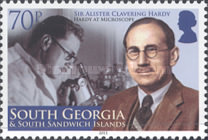 [Alister Clavering Hardy, 1896-1985, type MM]