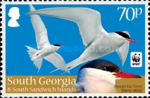 [WWF - Seabirds, type NR]
