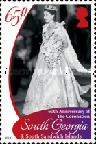 [The 60th Anniversary of the Coronation of Queen Elizabeth II, Typ OY]