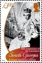 [The 60th Anniversary of the Coronation of Queen Elizabeth II, Typ PB]