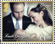 [Christening of Prince George of Cambridge, Typ PW]