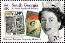 [Queen Elizabeth II - Longest Reigning Monarch in British History, type RI]