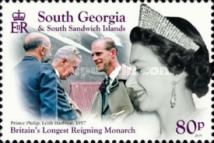 [Queen Elizabeth II - Longest Reigning Monarch in British History, type RJ]