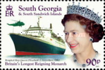 [Queen Elizabeth II - Longest Reigning Monarch in British History, type RK]