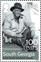 [The 100th Anniversary of The Imperial Trans-Antarctic Expedition, Typ SE]