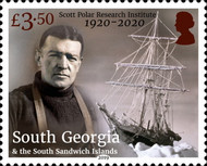 [The 100th Anniversary of Scott Polar Research, Typ US]
