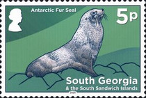 [Definitives - Fauna and Views of South Georgia, type VB]