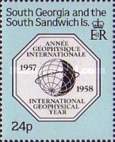 [The 30th Anniversary of International Physical Year, type X]
