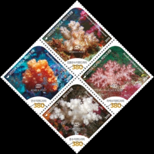 [World Environment Day - Corals, type ]