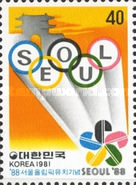 [Choice of Seoul as 1988 Olympic Host City, type ANC]