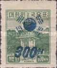 [Issues of 1948 and 1949 Surcharged, type AO1]