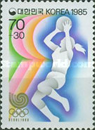 [Olympic Games - Seoul 1988, South Korea, type ATD]