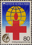 [The 125th Anniversary of International Red Cross, type AYC]