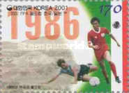 [Football World Cup - South Korea and Japan (2002), type BUX]