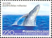 [The 57th Annual Meeting of the International Whaling Commission, Ulsan 2005, type CFH]