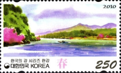 [Rivers of Korea, type CRC]