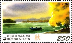 [Rivers of Korea, type CRE]