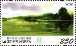 [Rivers of Korea, type CRF]