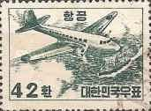 [Airmail - Airplane, type DI2]
