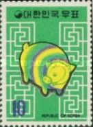 [Chinese New Year - Year of the Pig, type TN]