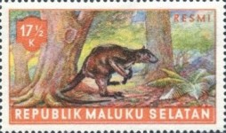 [Fauna - Official Stamps, type D]