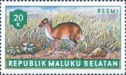 [Fauna - Official Stamps, type E]