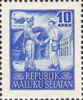 [The 75th Anniversary (1949) of the Universal Postal Union, Typ A1]