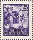 [The 75th Anniversary (1949) of the Universal Postal Union, Typ A2]